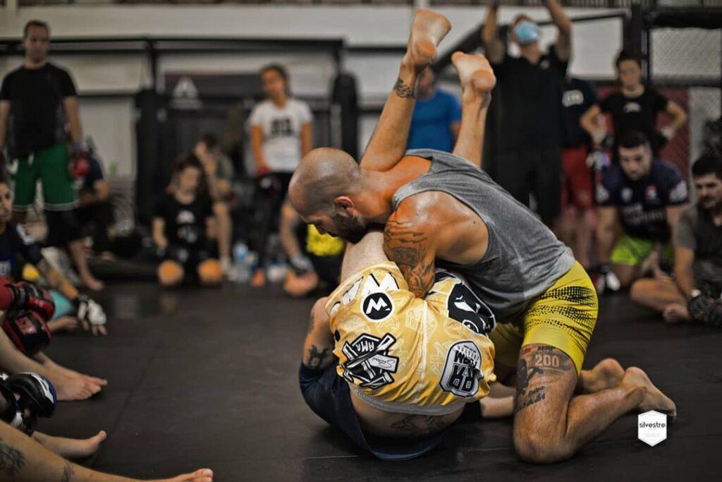 MMA en Sutemi MMA