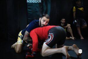 Guillotina MMA por Enrique Marín Wasabi