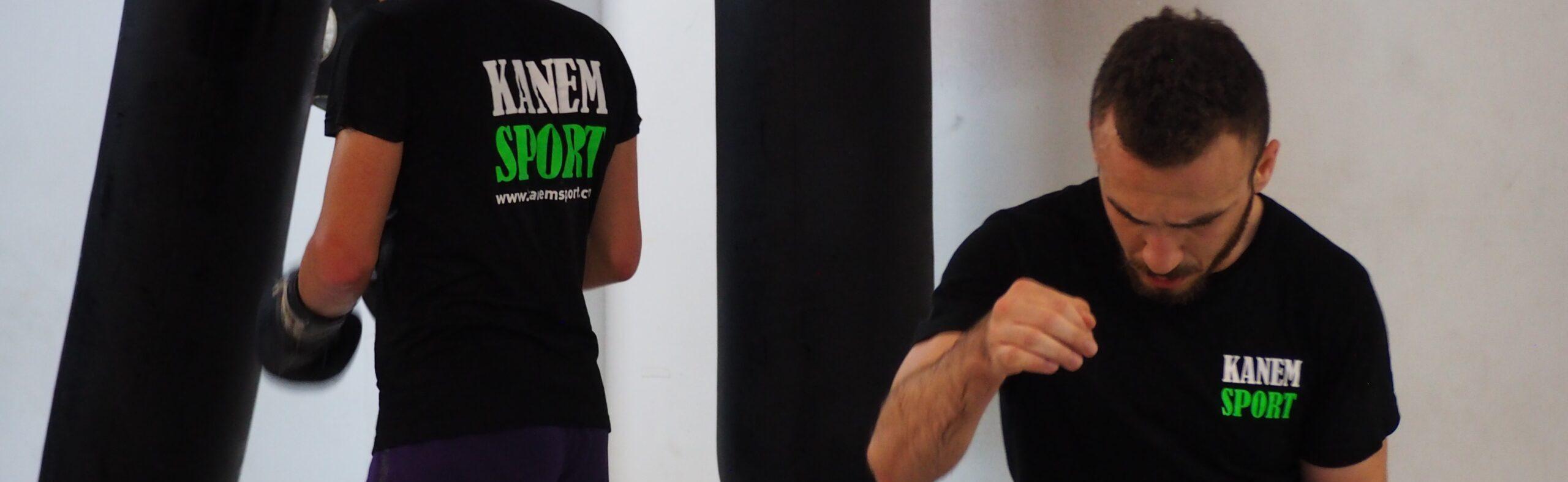 Samvel Babayan y Kanem Sport