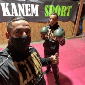 Kanem Sport con Internacional Gym