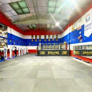 instalaciones internacional gym