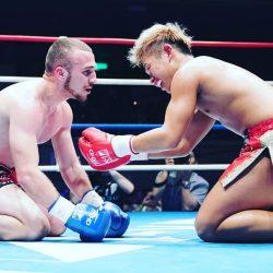 samvel babayan victoria en Japón